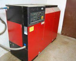 Compresor Ecoair de 40Hp