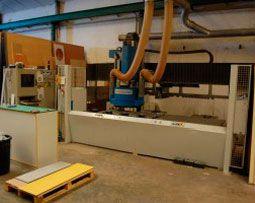 Centro de trabajo CNC Alberti Polar Evolution