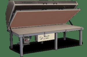 prensa de membrana