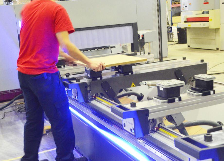 maquinaria de carpinteria de ocasion