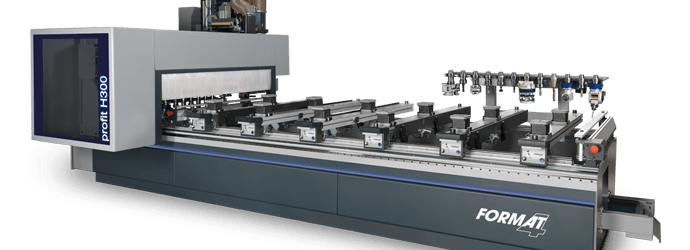 CNC Profit H300 Felder