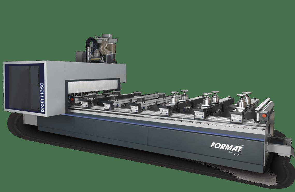 cnc profit H350 Felder
