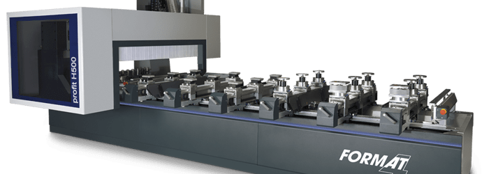 CNC 5 ejes Felder H500
