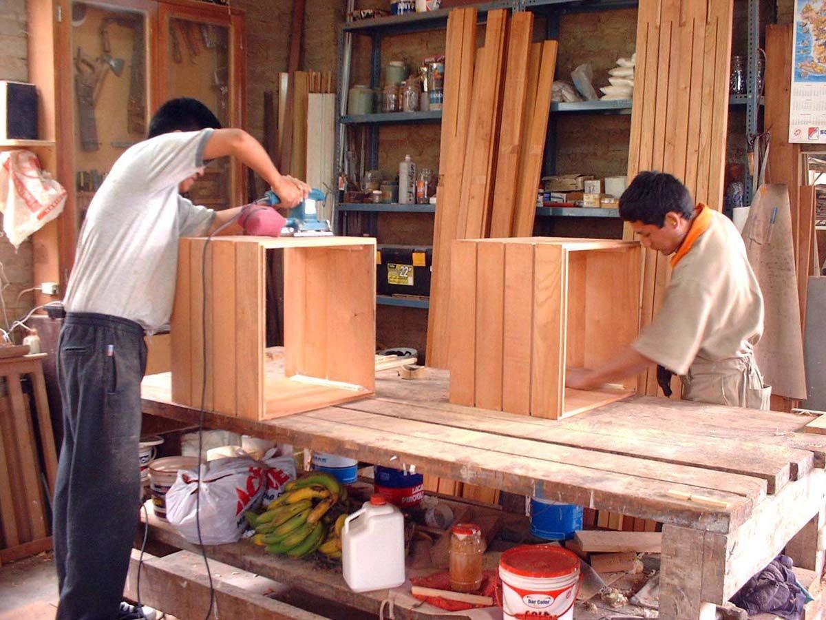 máquinas para madera segunda mano
