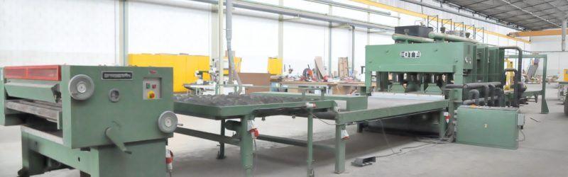 Maquinaria para la madera de segunda mano
