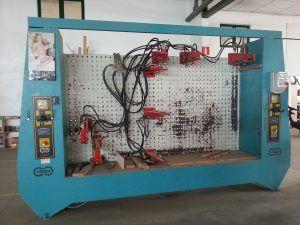 Maquinaria usada para madera barata